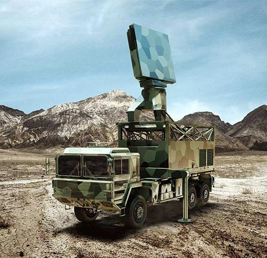 移动雷达精密零配件