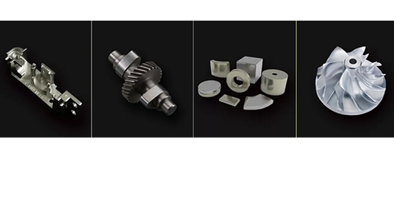 金属粉末注射成型精准瞄镜配件